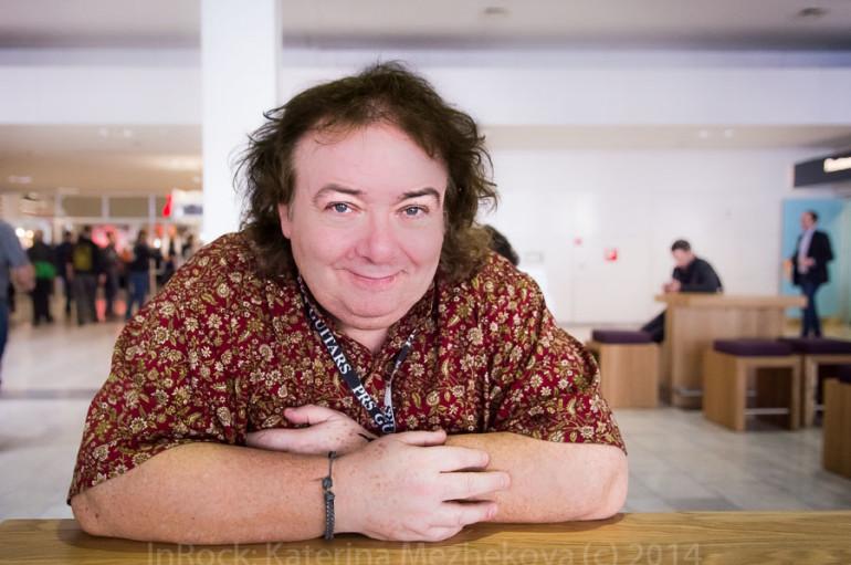 Берни Марсден (экс-Whitesnake): Музыка для счастливых людей