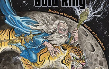 Acid King «Middle Of Nowhere, Center Of Everywhere» (2015)