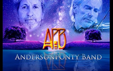 Anderson Ponty Band «Better Late Than Never» (2015)