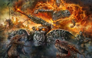 Mystic Prophecy «War Brigade» (2016)