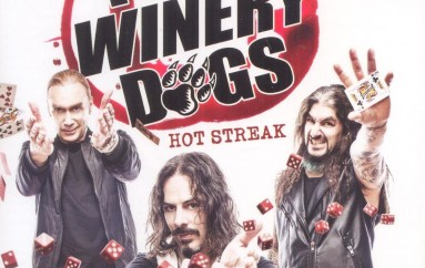 The Winery Dogs «Hot Streak» (2015)