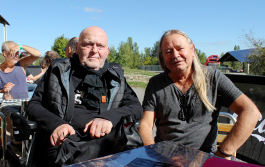 Thierry Zaboitzeff and Gérard Hourbette (Art Zoyd): Music is like bridges