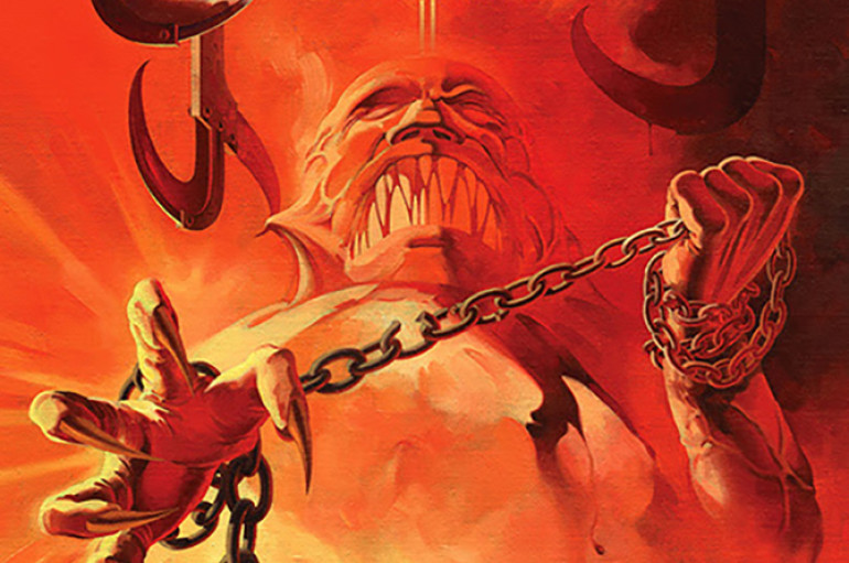 Denner/Shermann «Satan's Tomb» (EP, 2015), «Masters of Evil» (2016)