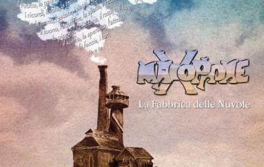 """Maxophone  """"La Fabbrica Delle Nuvole"""" (2017)"""